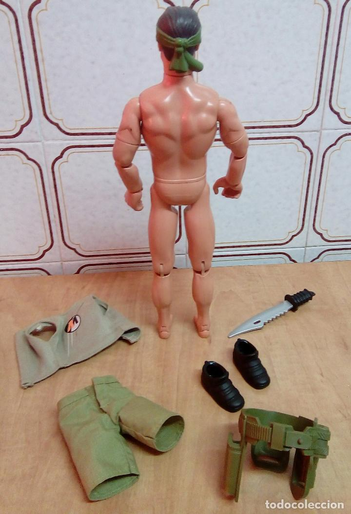 Action man: ACTION MAN HASBRO INTERNATIONAL 1996 - Foto 4 - 94172315