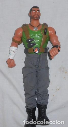 ACTION MAN HASBRO 2004 (Juguetes - Figuras de Acción - Action Man)