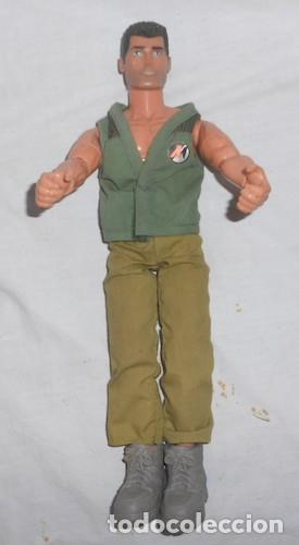 ACTION MAN HASBRO 1996 (Juguetes - Figuras de Acción - Action Man)