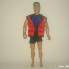 Action man: ACTION MAN HASBRO CON ROPA GEYPERMAN BIZAK. Lote 95006243
