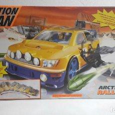 Action man: ACTION MAN COCHE ARCTIC RALLY HASBRO 2000 PRECINTADO-ÚLTIMA UNIDAD. Lote 96370551