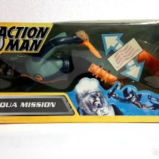 Action man: ACTION MAN AQUA MISSION HASBRO 2001 DE ALMACEN. Lote 96370795