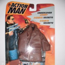 Action man: BLÍSTER ACTION MAN, AGENTE SECRETO. Lote 97252063
