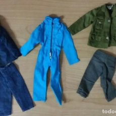 Action man: TRAJE ACTION MAN SIMILAR GEYPERMAN. Lote 97783463