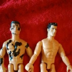 Action man: 2 FIGURAS ACTION MAN . Lote 98686284