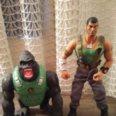 Action man: LOTE ACTION MAN KONGO MISSION. Lote 100343710