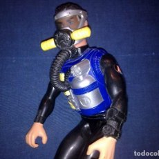 Action man: ACTION MAN. SUBMARINISTA. TIPO GEYPER MAN. Lote 102968259
