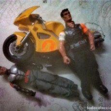 Action man: LOTE DE MUÑECOS ACTION MAN. Lote 103864851