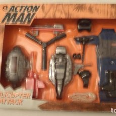 Action man: ACTION MAN COMPLEMETO ELICOPTER ATTAK. Lote 117476148