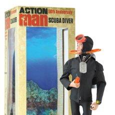 Action man: ACTION MAN SCUBA DIVER 50 ANIVERSARIO. Lote 104226502