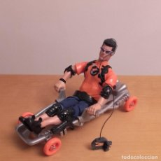 Action man: ACTION MAN TRINEO. Lote 105969775