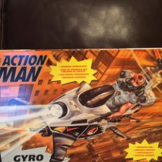 Action man: ACTION MAN GYRO COPTER,HASBRO,1997,ANTIGUO, FAMOSA,MATTEL,DJECO,RAVENSBURGER, DISET,CEFA,FEBER,HICE. Lote 107049015