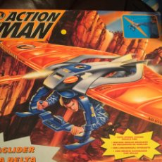 Action man: ACTION MAN PARAGLIDER ALA DELTA,HASBRO,96,SIN USAR,MATTEL,FAMOSA,FEBER,MB,MADELMAN,ACCIÓN,GIJOE. Lote 107050616
