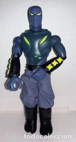FIGURA NINJA ACTION MAN HASBRO 2005 (Juguetes - Figuras de Acción - Action Man)