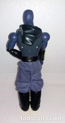 Action man: FIGURA NINJA ACTION MAN HASBRO 2005 - Foto 2 - 107483507