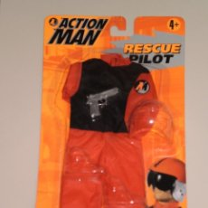 Action man: BLISTER ABIERTO , ACTION MAN * RESCUE PILOT *, HASBRO INTERNATIONAL , AÑO 1998 . VER. Lote 107762811