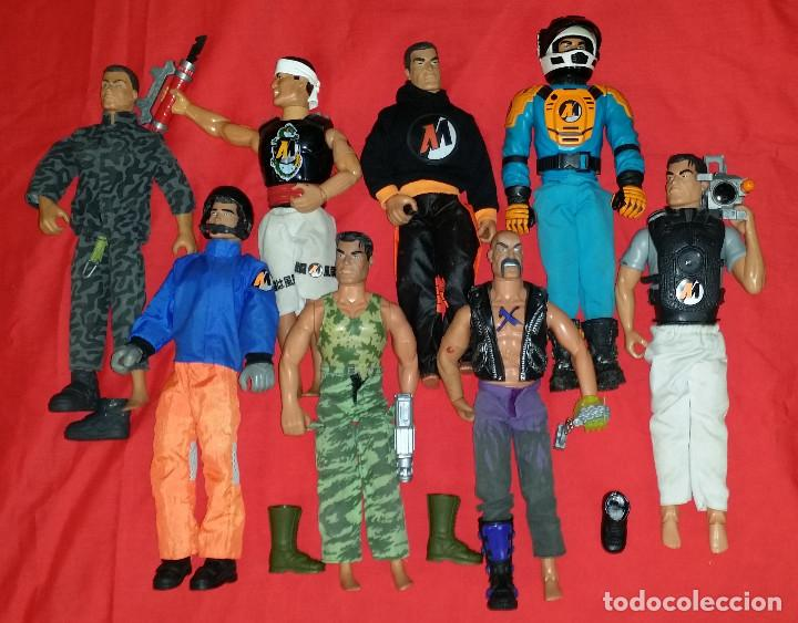 Action man: ACTION MAN - LOTE - Foto 1 - 108382031