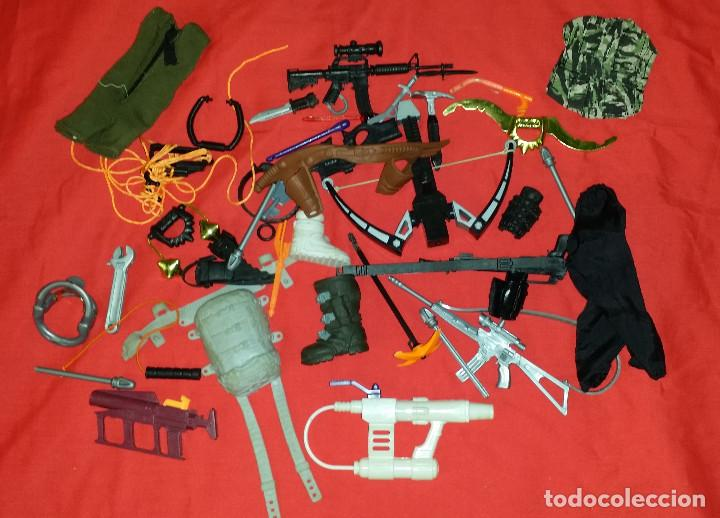Action man: ACTION MAN - LOTE - Foto 5 - 108382031