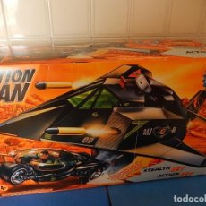 Action man: ACTION MAN. STEALTH JET. ACTION JET.. Lote 109496727