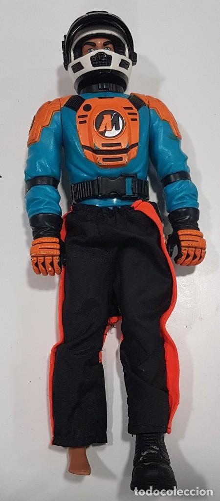 FIGURA DE ACCION ACTION MAN MOTORISTA HASBRO 1999 (Juguetes - Figuras de Acción - Action Man)