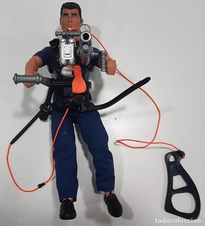 FIGURA DE ACCION ACTION MAN HASBRO 2001 (Juguetes - Figuras de Acción - Action Man)
