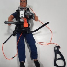 Action man: FIGURA DE ACCION ACTION MAN HASBRO 2001. Lote 109638531