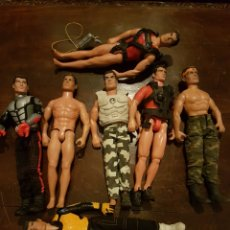 Action man: LOTE ACTION MAN. Lote 111122642