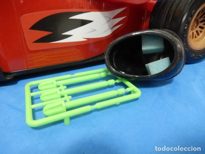 Action man: Action Man. Mission Grand Prix. Formula 1. Hasbro. Fabricado en España. 2000. - Foto 4 - 112400031
