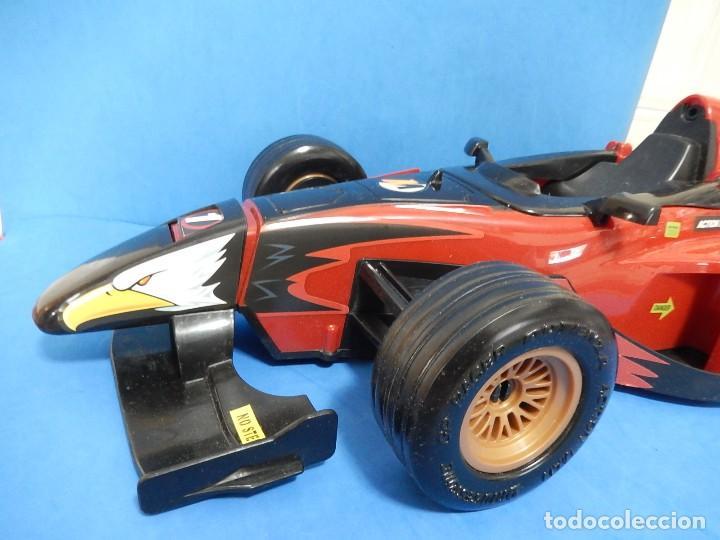Action man: Action Man. Mission Grand Prix. Formula 1. Hasbro. Fabricado en España. 2000. - Foto 5 - 112400031