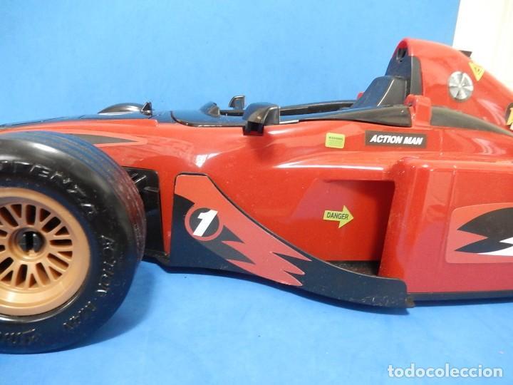 Action man: Action Man. Mission Grand Prix. Formula 1. Hasbro. Fabricado en España. 2000. - Foto 6 - 112400031