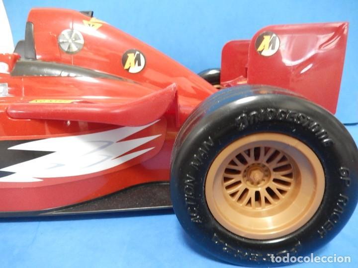 Action man: Action Man. Mission Grand Prix. Formula 1. Hasbro. Fabricado en España. 2000. - Foto 8 - 112400031