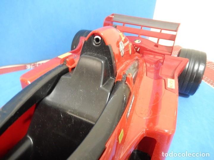 Action man: Action Man. Mission Grand Prix. Formula 1. Hasbro. Fabricado en España. 2000. - Foto 9 - 112400031