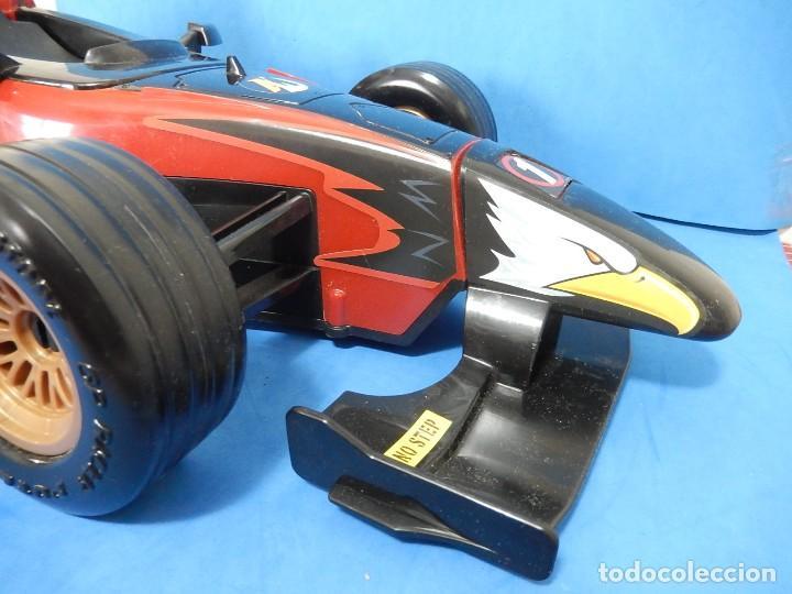 Action man: Action Man. Mission Grand Prix. Formula 1. Hasbro. Fabricado en España. 2000. - Foto 10 - 112400031