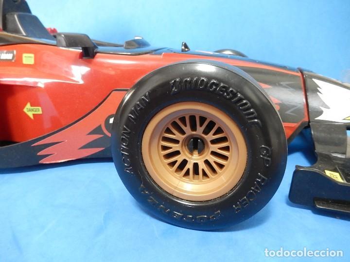 Action man: Action Man. Mission Grand Prix. Formula 1. Hasbro. Fabricado en España. 2000. - Foto 11 - 112400031