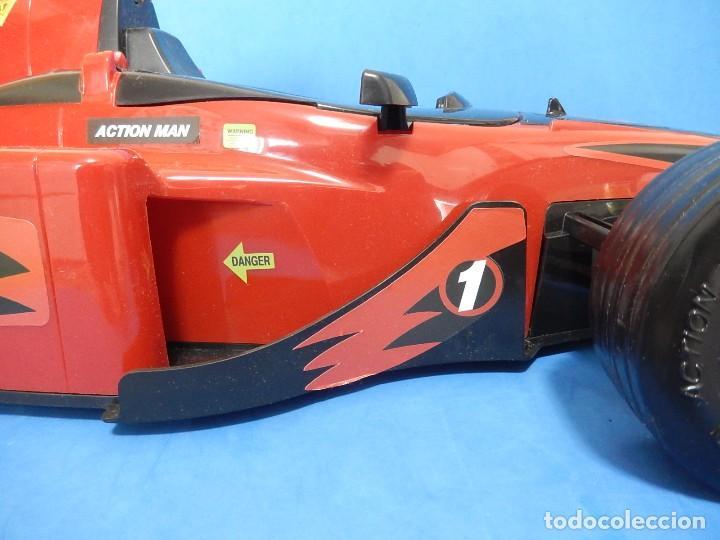 Action man: Action Man. Mission Grand Prix. Formula 1. Hasbro. Fabricado en España. 2000. - Foto 12 - 112400031