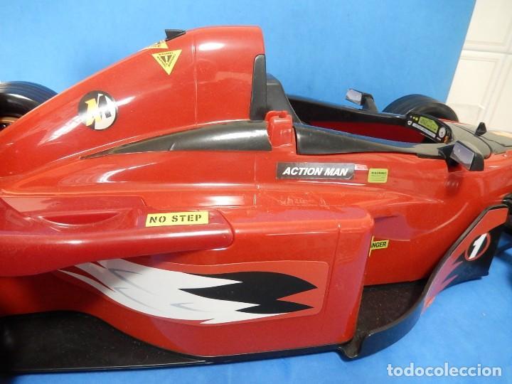 Action man: Action Man. Mission Grand Prix. Formula 1. Hasbro. Fabricado en España. 2000. - Foto 14 - 112400031