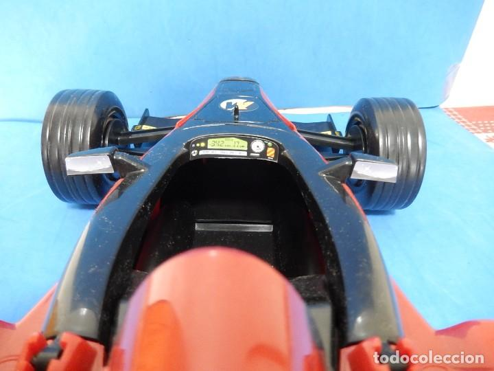 Action man: Action Man. Mission Grand Prix. Formula 1. Hasbro. Fabricado en España. 2000. - Foto 16 - 112400031