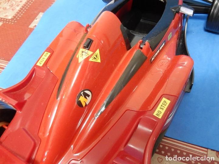 Action man: Action Man. Mission Grand Prix. Formula 1. Hasbro. Fabricado en España. 2000. - Foto 21 - 112400031
