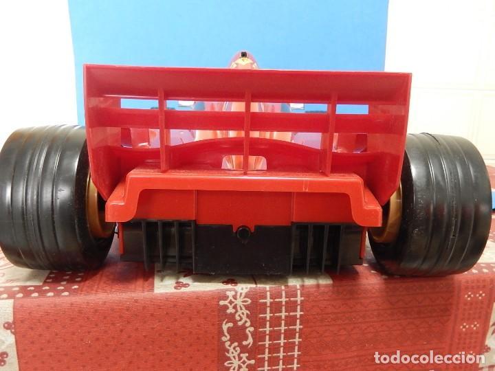 Action man: Action Man. Mission Grand Prix. Formula 1. Hasbro. Fabricado en España. 2000. - Foto 23 - 112400031