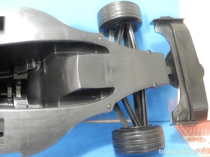 Action man: Action Man. Mission Grand Prix. Formula 1. Hasbro. Fabricado en España. 2000. - Foto 25 - 112400031