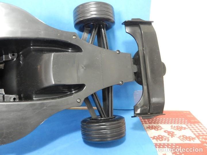 Action man: Action Man. Mission Grand Prix. Formula 1. Hasbro. Fabricado en España. 2000. - Foto 26 - 112400031