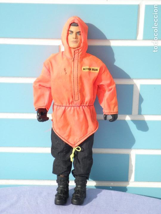 ACTION MAN POLAR MISSION DE HASBRO 1999 (Juguetes - Figuras de Acción - Action Man)