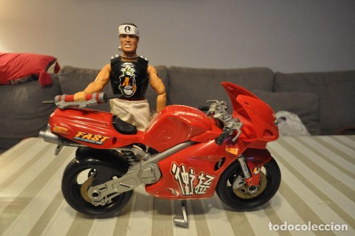 Action man: ACTION MAN MOTO MAS MUÑECO NINJA - Foto 4 - 117169675