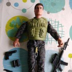 Action man: FIGURA ACTION MAN SOLDADO CON ACCESORIOS. Lote 117507727