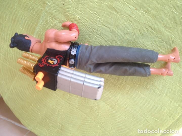 Action man: ACTION MAN SAMURAI MISSION-MB HASBRO 2002- - Foto 5 - 118101055