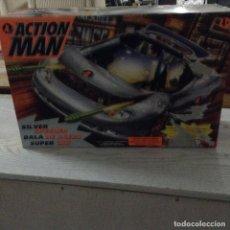 Action man: COCHE ACTION MAN, BALA DE ACERO DE HASBRO. Lote 229883340