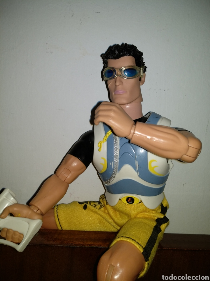 Action man: ACTION MAN. HASBRO 1996. - Foto 3 - 119739750