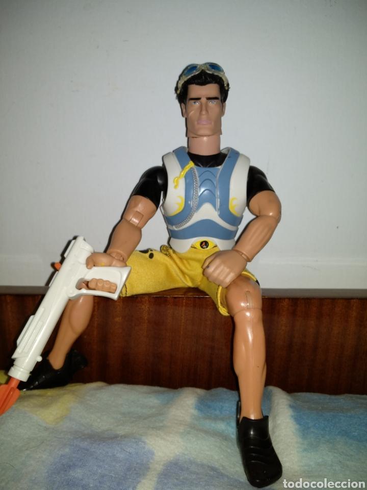 Action man: ACTION MAN. HASBRO 1996. - Foto 4 - 119739750