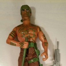 Action man: ACTION MAN 1999 HASBRO INTERNATIONAL JUNGLE . Lote 120546803