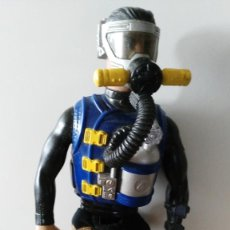 Action man: FIGURA DE ACCION, SCUBA EXTREME, SUBMARINISTA, ACTION MAN, HASBRO 1998. Lote 122596943